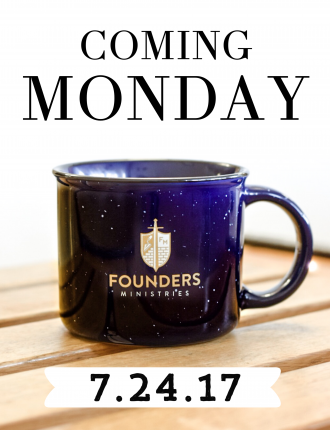 Founders Mug Coming Soon