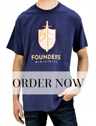 Order Now Founders T-Shirt