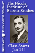Nicole Institute of Baptist Studies