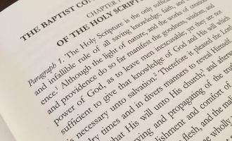 How to Subscribe to the Second London Baptist Confession of Faith