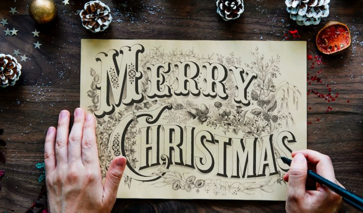 A Christmas Greeting and New Year's Wish