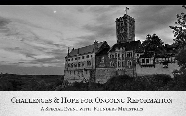 Challenges and Hope for Ongoing Reformation