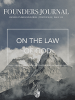 Founders Journal 115