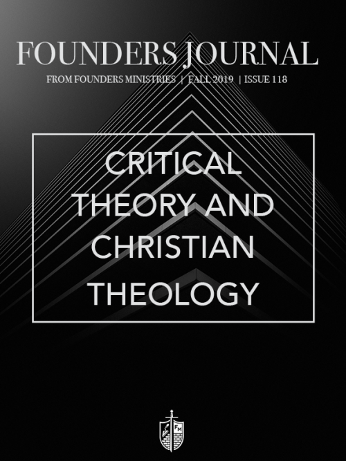 Critical Theory and Christian Theology (Issue 118) Fall 2019