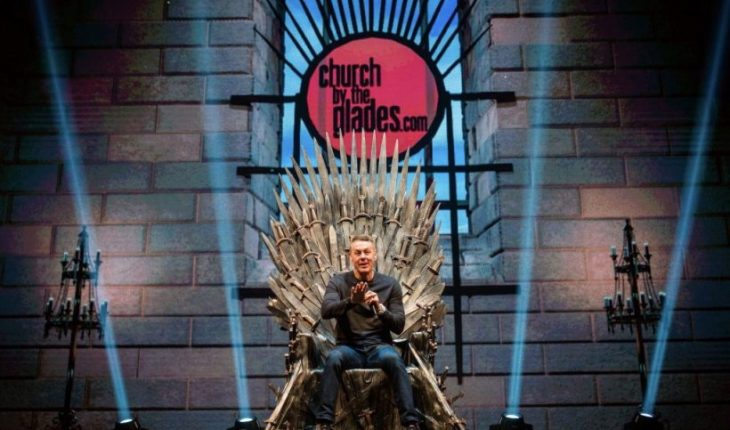 Interesting Times and Changing Times in the SBC - Pastor David Hughes, Church of the Glades, Game of Thrones