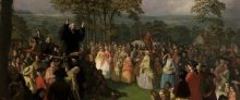 Thundering the Word: The Awakening Ministry of George Whitefield