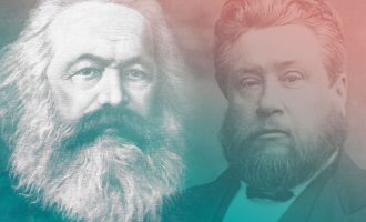 Karl Marx vs Charles Spurgeon: An Epic Struggle for the Souls of Men in 19th-Century London